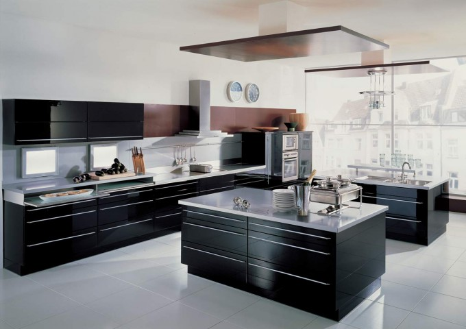 Kitchens Schranke